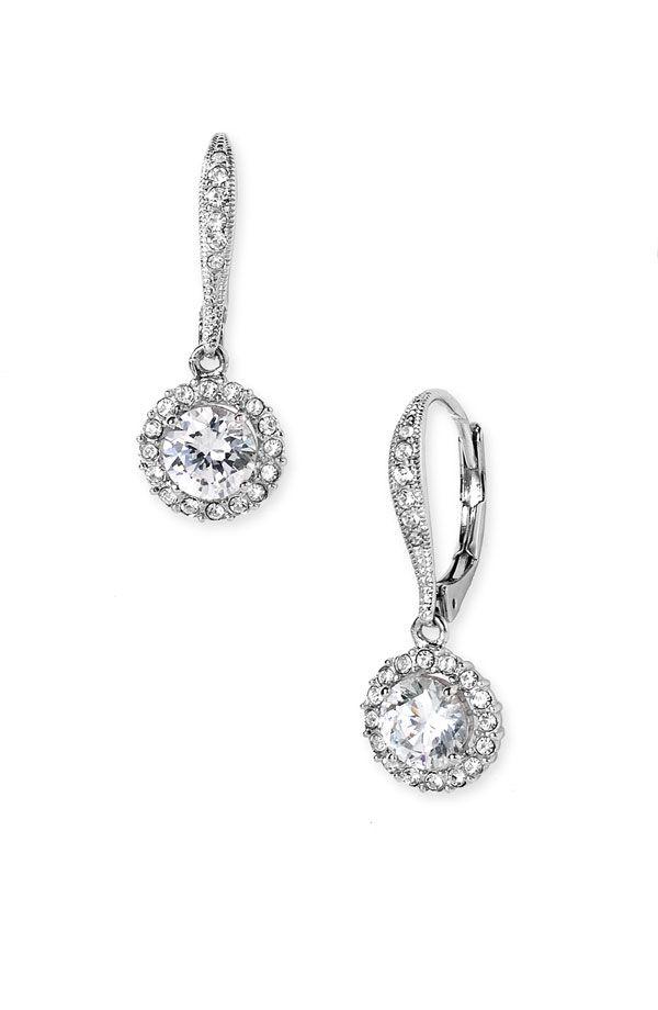 wedding earrings?  Pippa Middleton likes them!: Diamonds Earrings, Drop Earrings, Zirconia Drop, Cute Earrings, Wedding Earrings And Necklaces, Bridal Earrings, Bridesmaid Earrings, Engagement Rings, Bride Earrings
