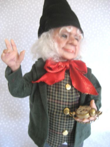 Terry Richards ~ SANTA'S CHRISTMAS ELF ~ Mr. Bilston ~ One-of-a-Kind **