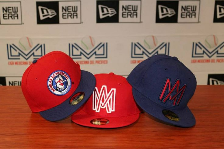Aguilas de Mexicali New Era Hats