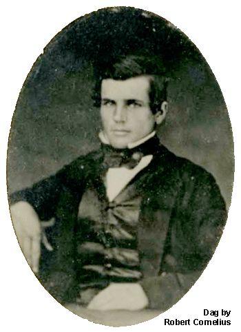 Robert Cornelius Daguerreotype | (taken by Robert Cornelius. Old Photographs.