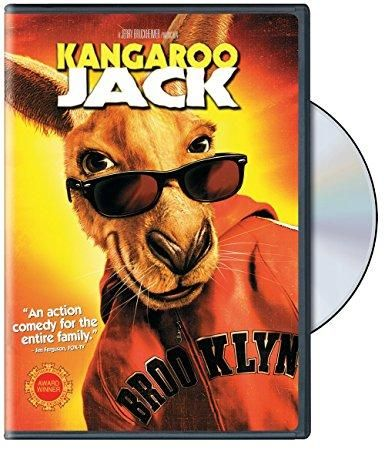 Jerry O'Connell & Anthony Anderson & David McNally-Kangaroo Jack
