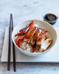Nobu's Easy Chicken Teriyaki Recipe...this looks like a good one for kids