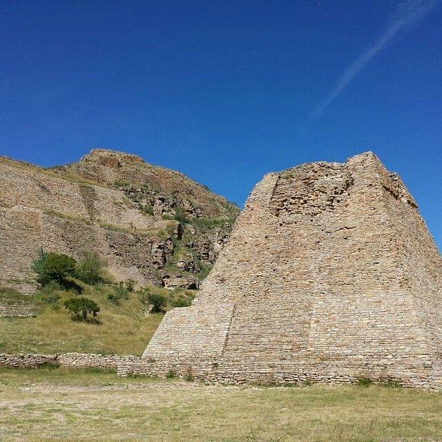 Ruinas de Chocomostoc- La Quemada Villanueva.