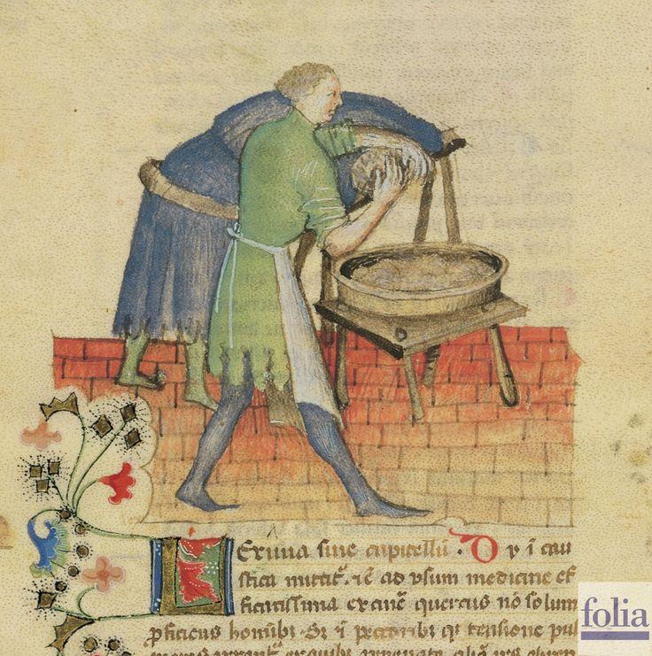 """""""La liscivia più efficace per l'uso della medicina è quella che si ottiene dalla cenere di quercia. Non soltanto è utile agli uomini, ma anche al bestiame che soffre di tensione polmonare e a chi, essendo stato ingannato, ha bevuto …"""