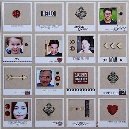 *March CT* Snapshots Rosie Neustaedter www.scrapshotz.com