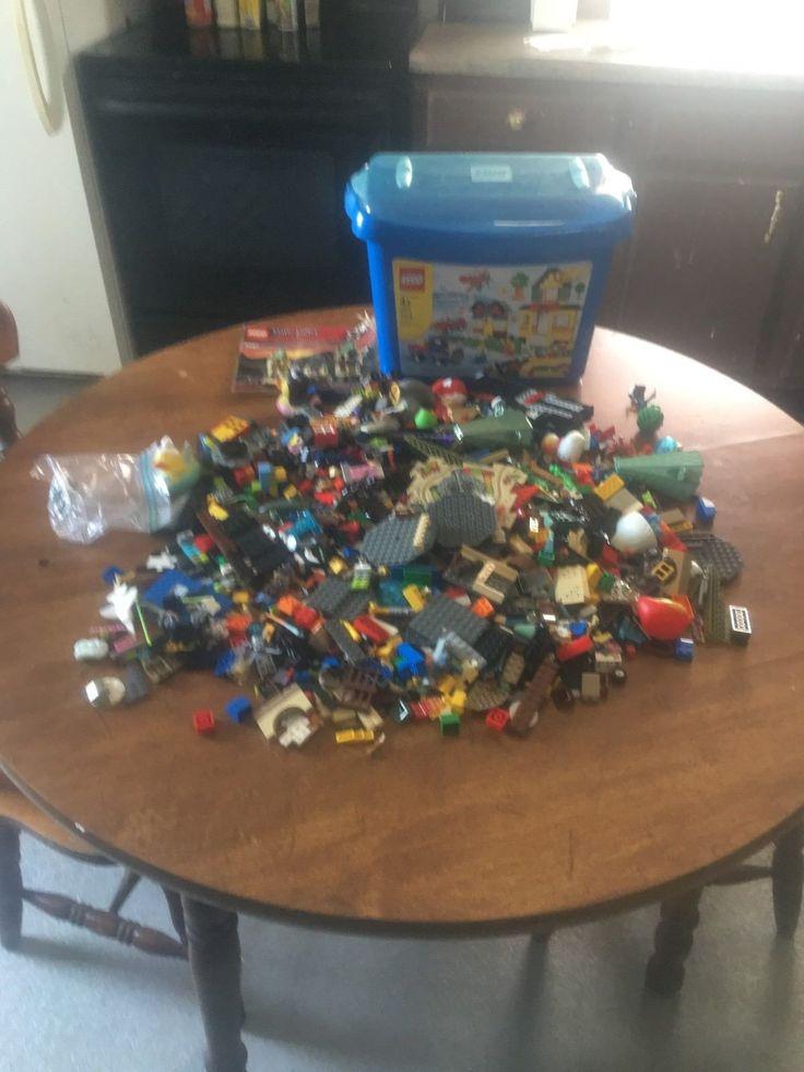 LEGO Bricks & More Deluxe Brick Box (5508)
