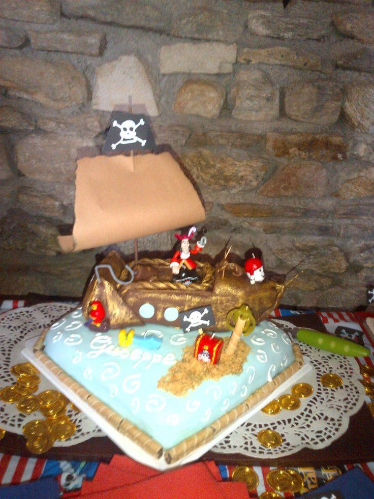 #pdz #galeone #pirate #cake