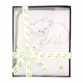 Koala Wrap/Snuggle Blanket - Australia /Aussie spotted at Not Another Baby Shop