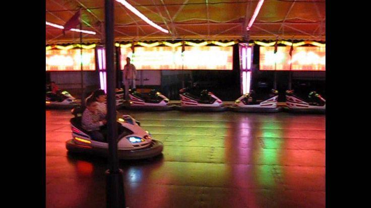 Feria Estepona 2013-Volando con Barca Vikinga y Coches Electricos