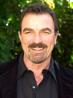 Tom Selleck, 63 and still he's got it!