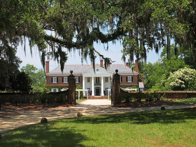 Boone Hall Plantation Mt Pleasant, SC