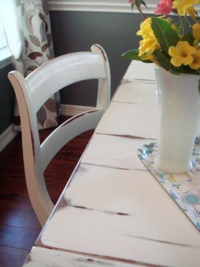 42 best images about refinishing table ideas on pinterest for Redo table top ideas