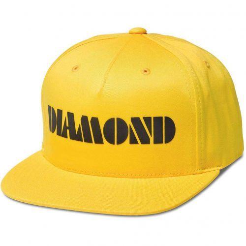 KŠILTOVKA DIAMOND TRACK - žlutá (YEL) - univerzální