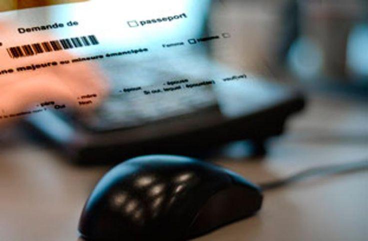 Pré-demande passeport biométrique