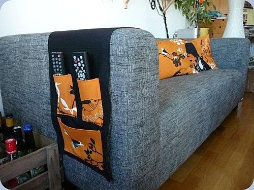range télécommande canapé
