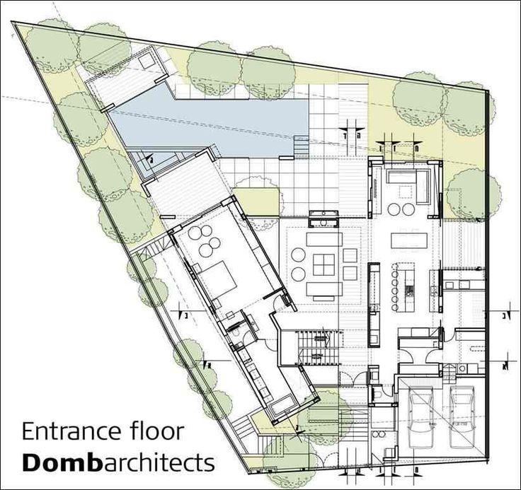Современный дом DG
