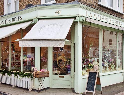 La Maison Des Roses | London