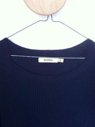 Whyred tröja/kofta stl L på Tradera.com - Herrkoftor storlek Large |