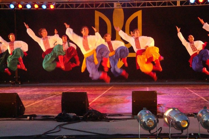 Ukrainian Dance World: Dauphin Canada's National Ukrainian Festival