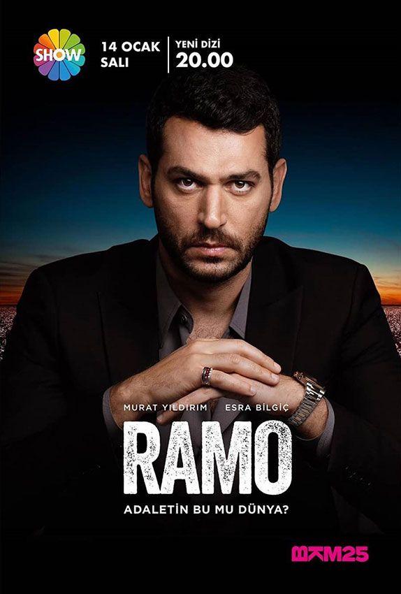 Ramo Tv Series Murat Yildirim Esra Bilgic Turkish Drama In 2021 Tv Series Series Drama