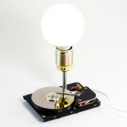Computer Hard-Disk Drive (HDD) interior lamp | tablo.ro