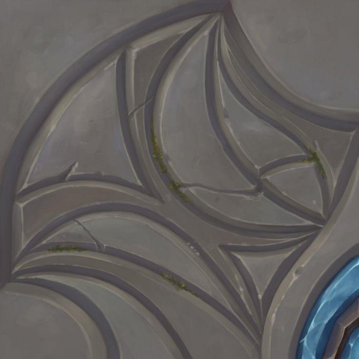 Hand Painted Textures, Ayhan Aydogan on ArtStation at https://www.artstation.com/artwork/Leaw0