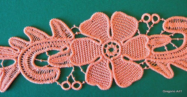 Romanian Point Lace Crochet: Spieghiamo il MACRAME' RUMENO