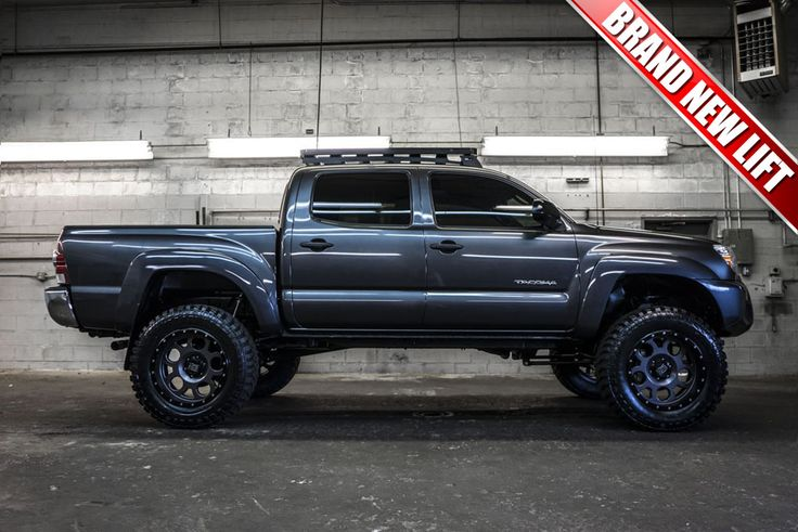 Elegant Beautiful 2014 Toyota Tacoma Pickup Truck With A Brand New Fabtech  Performance Lift With XD Enduro Wheels On X Mastercraft MXT Tires And Front  Runner Roof ...