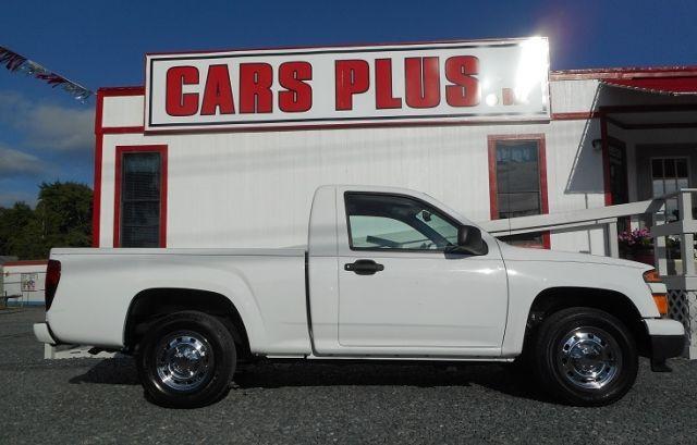 2012 Chevy Colorado Pickup