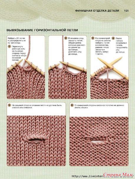 Вязание. Самый полезный, полный и современный самоучитель.