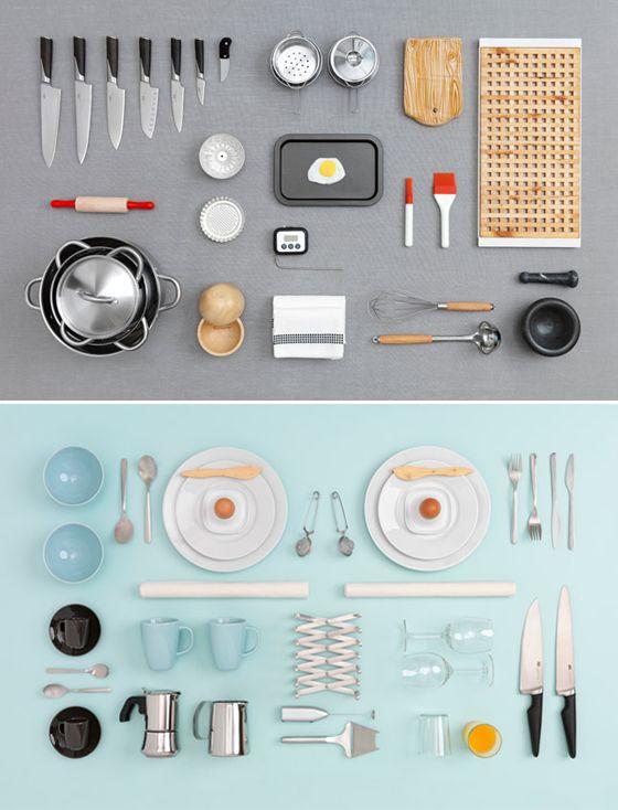 Carl Kleiner for IKEA. Amazing