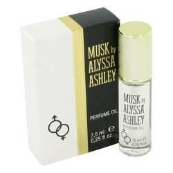 Alyssa Ashley Musk Oil By Houbigant