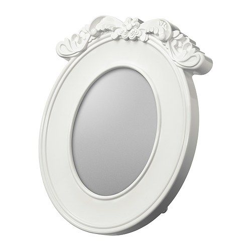 """Ikea """"KVILL""""  Frame, white  $4.99  Can be used hanging or standing to fit in the space available. for 5""""x7"""" photos"""