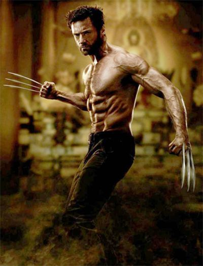 Wolverine diet eat only between 10 am-6 pm to burn fat and gain muscle!!!