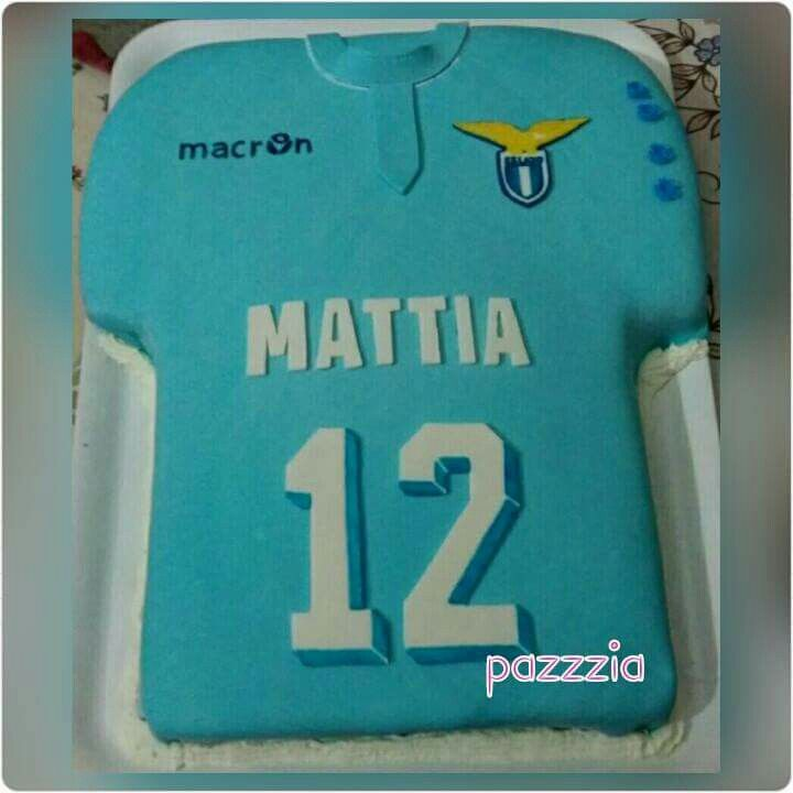 Torta S.S. Lazio Cake