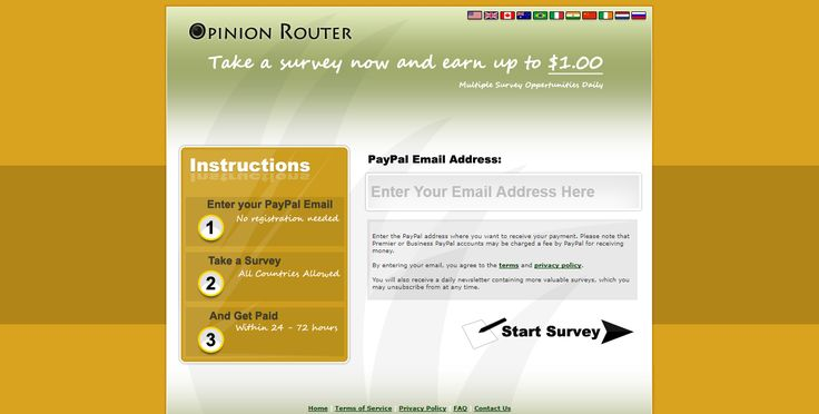 Opinion Router Review – A Legit Paid Survey Site or Scam Site?