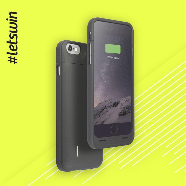 Logiix Piston Power Go #Battery #Charger #letswin