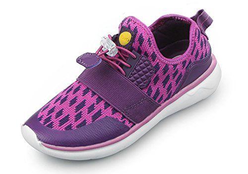IOLKO - Zapatillas de bádminton para niña purple-us9 / eu40 / uk7 / cn41 7DyEO38xI