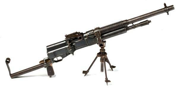 Hotchkiss M1909 Benet-Mercie