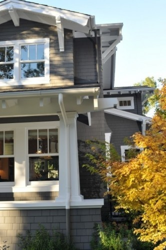 for Craftsman exterior trim details