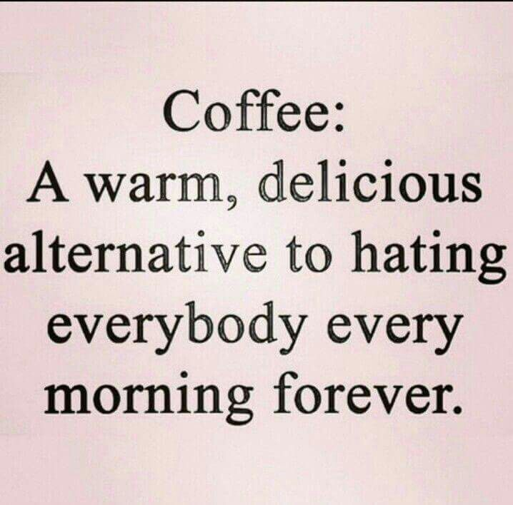 Another cute coffee post.
