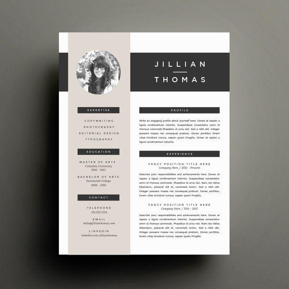 The 25+ best Fashion resume ideas on Pinterest Fashion designer - resume design templates