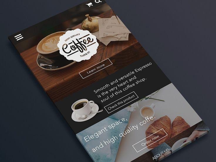 Coffee Shop | Homepage