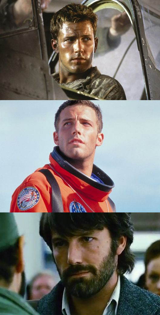 Watch Ben Affleck's onscreen hotness grow through the years