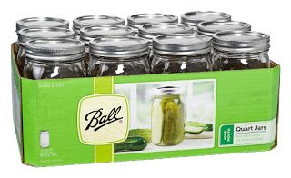 Homebrew Finds: Great Deal: 12 Ball Wide Mouth Mason Jars - $10.79, Record Low