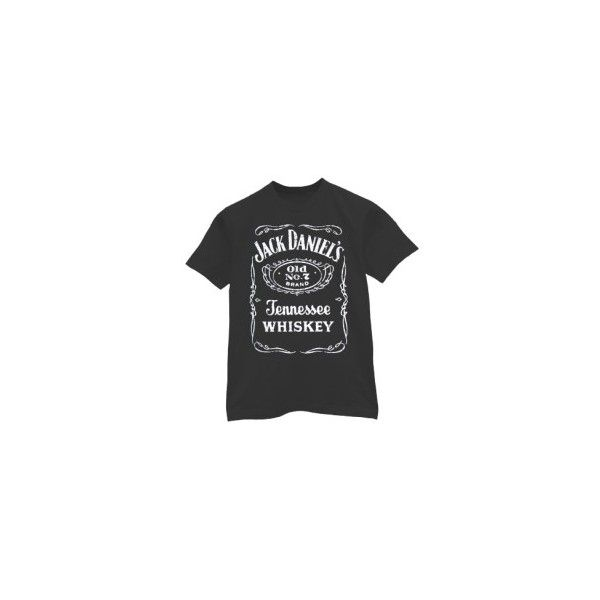 Vintage Jack Daniel's T-Shirt at T-Shirts.com ❤ liked on Polyvore featuring tops, t-shirts, shirts, graphic tees, graphic tops, vintage tee-shirt, vintage t shirts, graphic shirts and vintage graphic t shirts