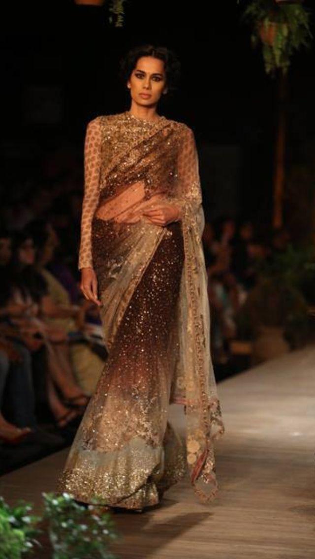Delhi Couture week 2013 Sabyasachi Mukherjee