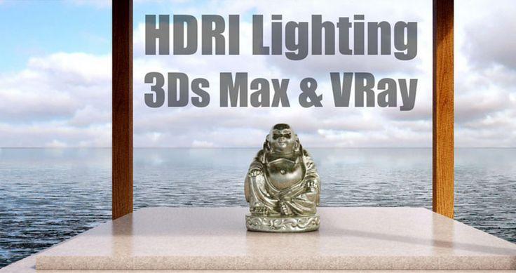 Desde el sitio VrayArt llega este tutorial que explica cómo utilizar una imagen HDR (High Dynamic Range Image) para iluminar escenas exteriores, e interiores, usando 3ds Max y V-Ray.