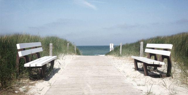 Strandaufgang Dierhagen Ost