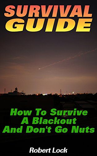 Survival Guide: How To Survive A Blackout And Don't Go Nuts: (Survival Guide Book, Survival Gear) by [Lock, Robert]